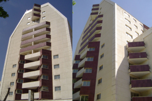 Pardis Residential High Rise Building
